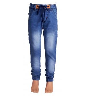 Joora Joggers Fit Boy's Light Blue Jeans