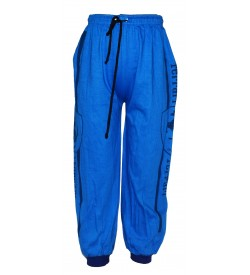 Ferrari Track Pant For Boys (Blue)