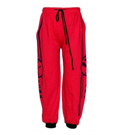 PCMA Track Pant For Boys (Pink)