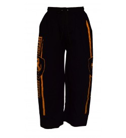 Ferrari Track Pant For Boys (Black)