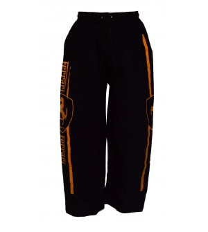 Ferrari Track Pant For Boys (Black)