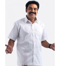 Ramraj Cool Cotton White Shirts