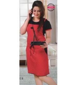 Premium Lounge Wear For Women - Style # 5865B