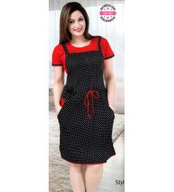 Premium Lounge Wear For Women - Style # 5865 C
