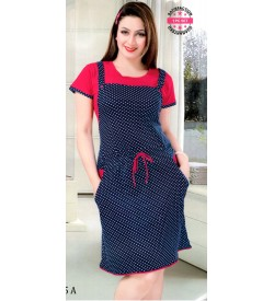 Premium Lounge Wear For Women - Style # 5865 A
