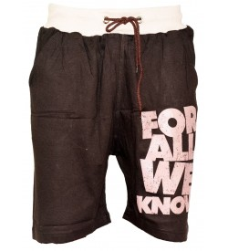 FOR ALL WE KNOW PLAIN MEN'S REGULAR SHORTS