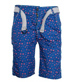 PULL&BEAR 3/4th Bermudas For Mens&Boys - 1671