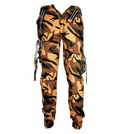 Router Multi Colour Army Print Joggers Track Pant For Mens -1624