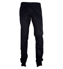 F&P Hyper Narrow Fit Trousers For Men (Black)