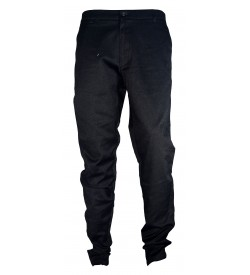F&P Amazon Slim Fit Trousers For Men (Black)