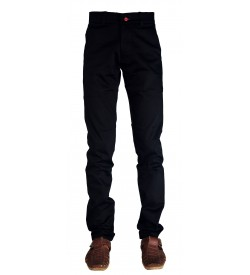 Raddyson-404 Fancy Comfort Fit Trousers For Men (Black)