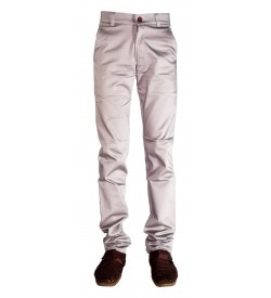 Raddyson-404 Fancy Comfort Fit Trousers For Men (Light Gray)