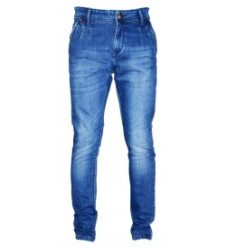 Three Concept Active Wear Fancy Denim Jeans For Men's