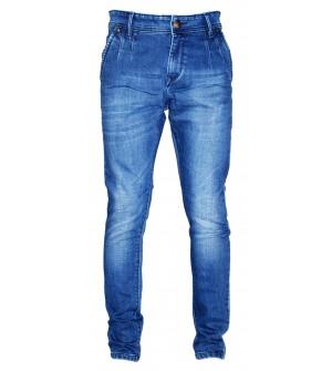 Three Concept Active Wear Fancy Denim Jeans For Men's
