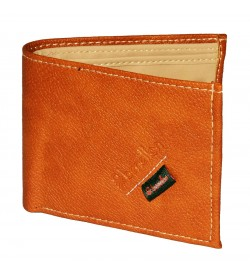 Benellon Mens Two Fold Wallet 4 Card Slots