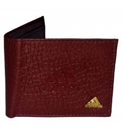Adidas Mens Two Fold Wallet 4 Card Slots