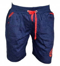 Big Boss Blue Regular Shorts Men's