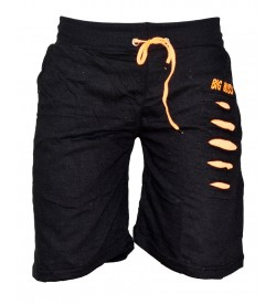 Big Boss Black Regular Shorts Men's