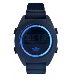 ADIDAS CALGARY DIGITAL BLACK DIAL UNISEX WATCH - 2117