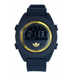 ADIDAS CALGARY DIGITAL BLACK DIAL UNISEX WATCH - 2233