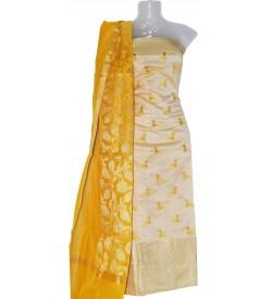 Fancy-B.N Dress Material (Un-stitched) With Dupatta - DM1274