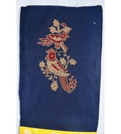 Kashish Bird Design Dye Colour Cotton Salwar Kameez & Dupatta ( Unstitch ) -1504