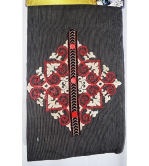 Kashish Multi Colour Cotton Salwar Kameez & Dupatta ( Unstitch ) -1512