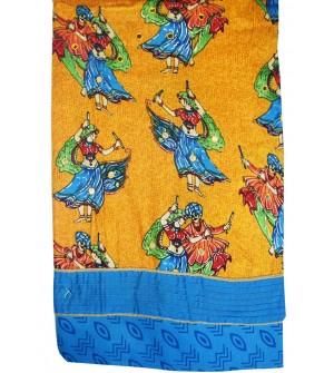 Kashish Stick game Design Dye Colour Cotton Salwar Kameez & Dupatta ( Unstitch ) -1541