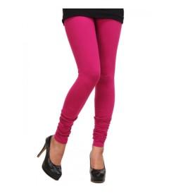 FW Dark Rose Cotton 2 Way Stretch Leggings