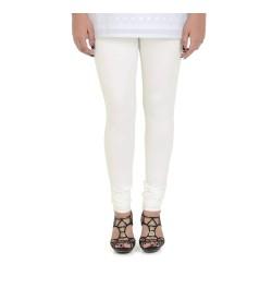 FW Off White Cotton 2 Way Stretch Leggings