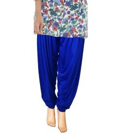 Zara Royal Blue Salwar Patiala For Women