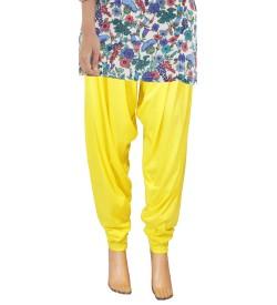 Zara Yellow Salwar Patiala For Women