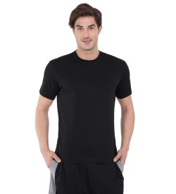 Jockey Black Sport T-Shirt - 2714