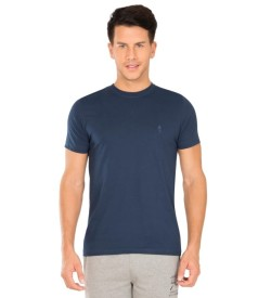 Jockey Navy Sport T-Shirt - 2714