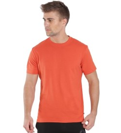 Jockey Orange Rust Sport T-Shirt - 2714
