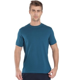 Jockey Seaport Teal Sport T-Shirt - 2714