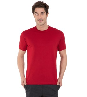 Jockey Shanghai Red Sport T-Shirt - 2714