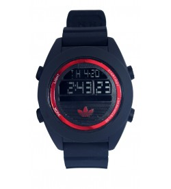 ADIDAS CALGARY DIGITAL BLACK DIAL UNISEX WATCH - 2121