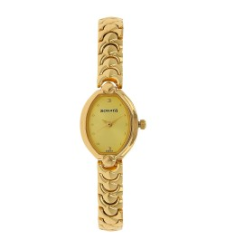 Sonata Champagne Dial Analog Watch for Women
