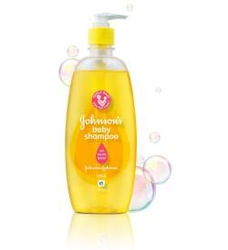 Johnson's Baby No More Tears Shampoo (475ml)
