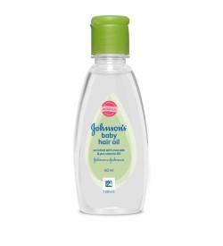 Johnson's Baby Hair Oil (60ml)