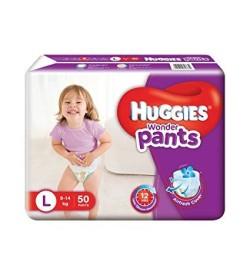HUGGIES WONDER PANTS L