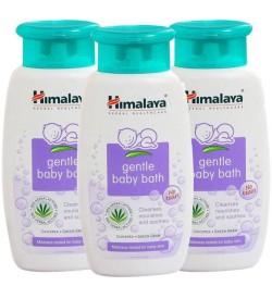 Himalaya Herbal Gentle Baby Bath 100ML (Pack of 3)