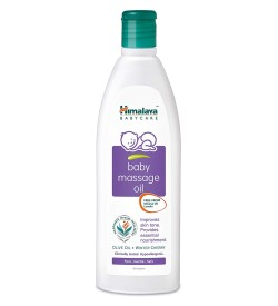 Himalaya Herbals Baby Massage Oil 100ml (Pack Of 2)