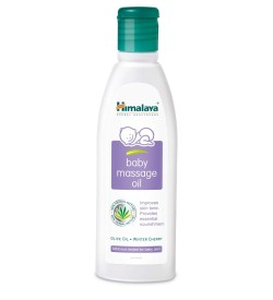 Himalaya Herbals Baby Massage Oil 50ml (Pack Of 3)