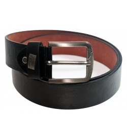 AZ Professional Jean Belt For Men ( Black ) - 0301
