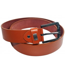 AZ Professional Jean Belt For Men ( Tan ) - 0304