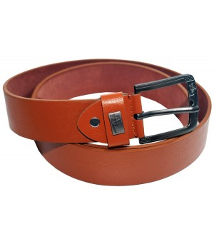 AZ Professional Jean Belt For Men ( Tan ) - 0304