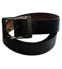 Kalewensen Jean Belt For Men ( Black ) - 0311