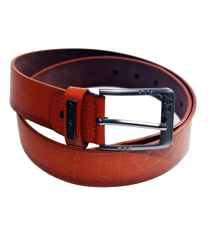 AZ Professional Jean Belt For Men ( Tan ) - 0317
